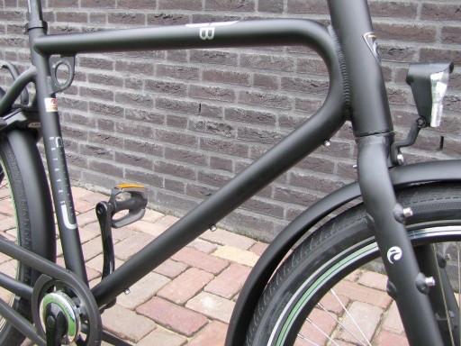 Batavus BUB 54cm Mat zwart - Batavus BUB 54cm Mat zwart-2.jpg